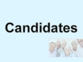 titel Candidates